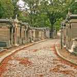 Funeral planning for famous cemetaries like Pere Lachaise