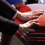 Funeral planning for an open casket