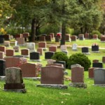 Funeral planning and choosing a headstone