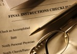 Funeral Planning: Create a List of Contacts and Personal Information