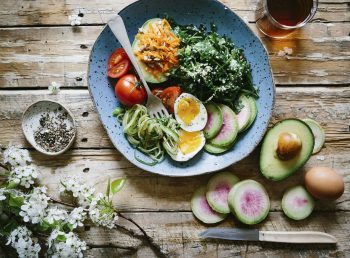 Healthy Eating (and Living) While in Grief