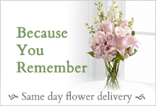 Send funeral flowers to Johnson Funeral Service Incorporated