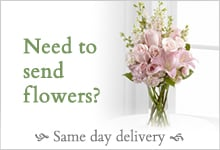Send funeral flowers to Brown's Funeral Home