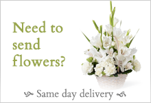 Send funeral flowers to Hagele & Honts Funeral Home