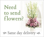 Send funeral flowers to Evergreen Cemetery