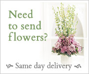 Send funeral flowers to Terrell Broady Funeral Home