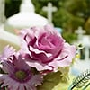 Use our flower shops near Woodvale Cemetery to send flowers