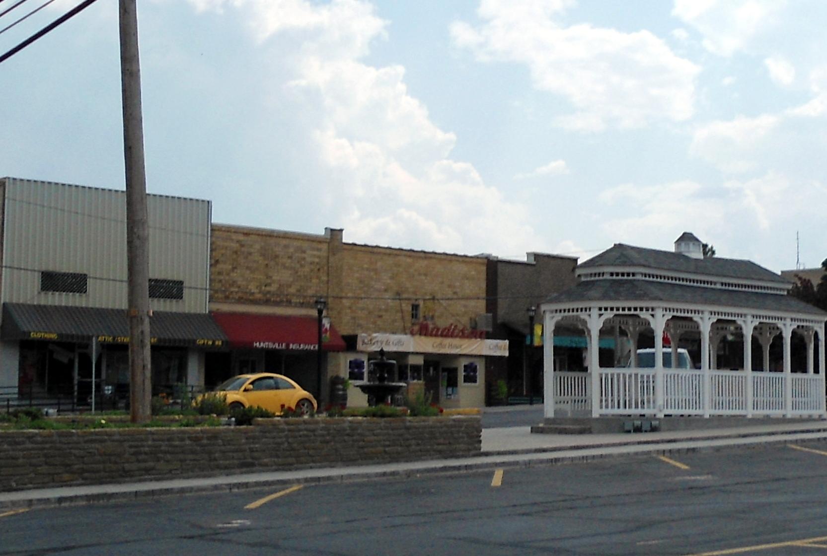 Funeral Homes In Huntsville Mo