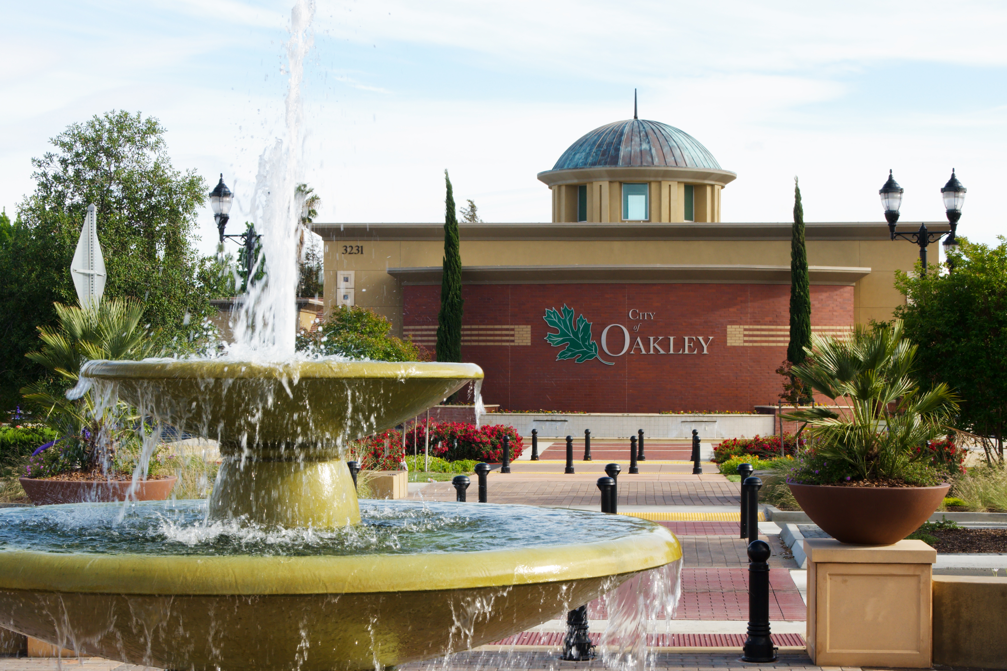 Oakley Crematorium