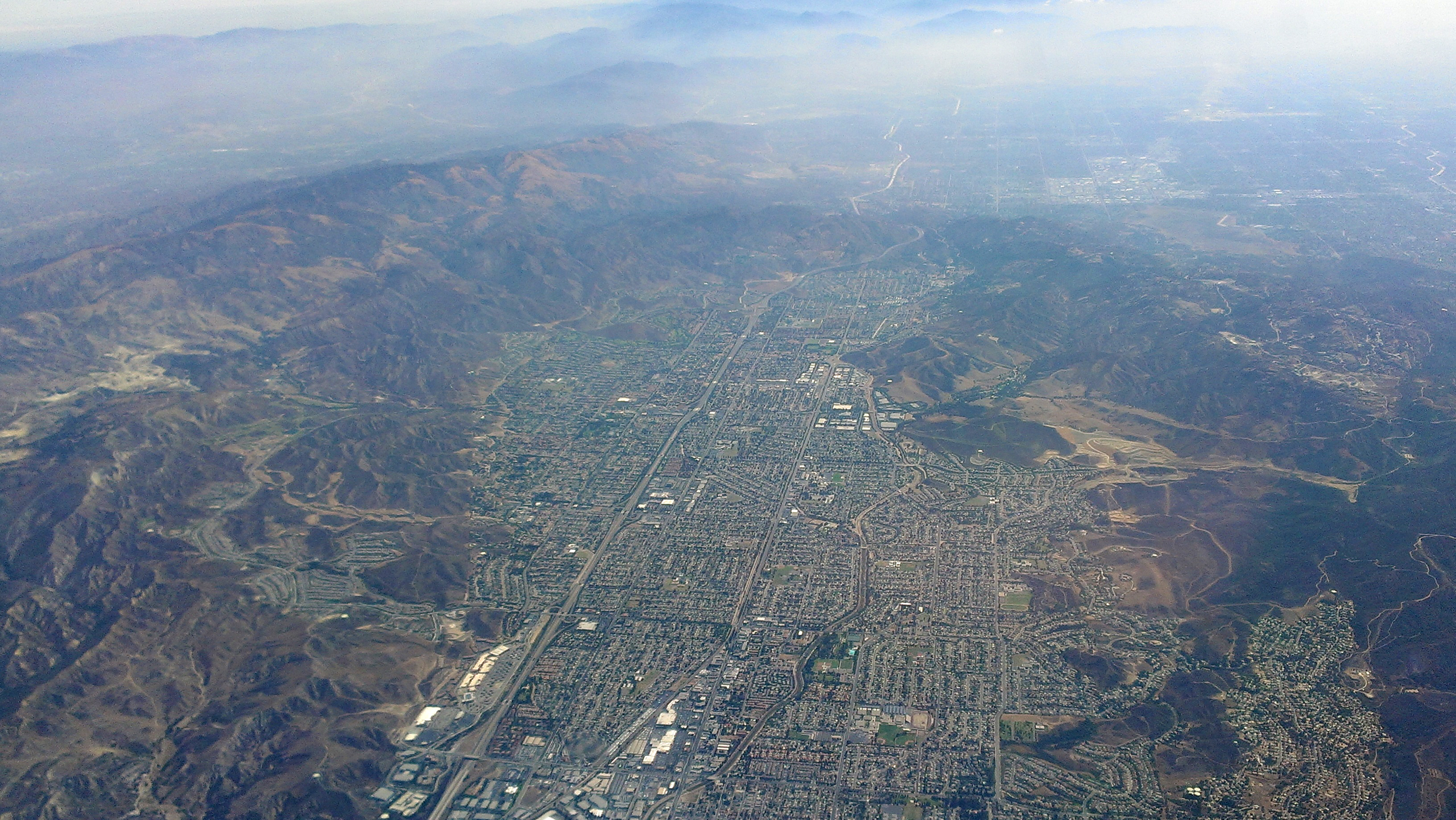 Santa Rosa City Near Moorpark