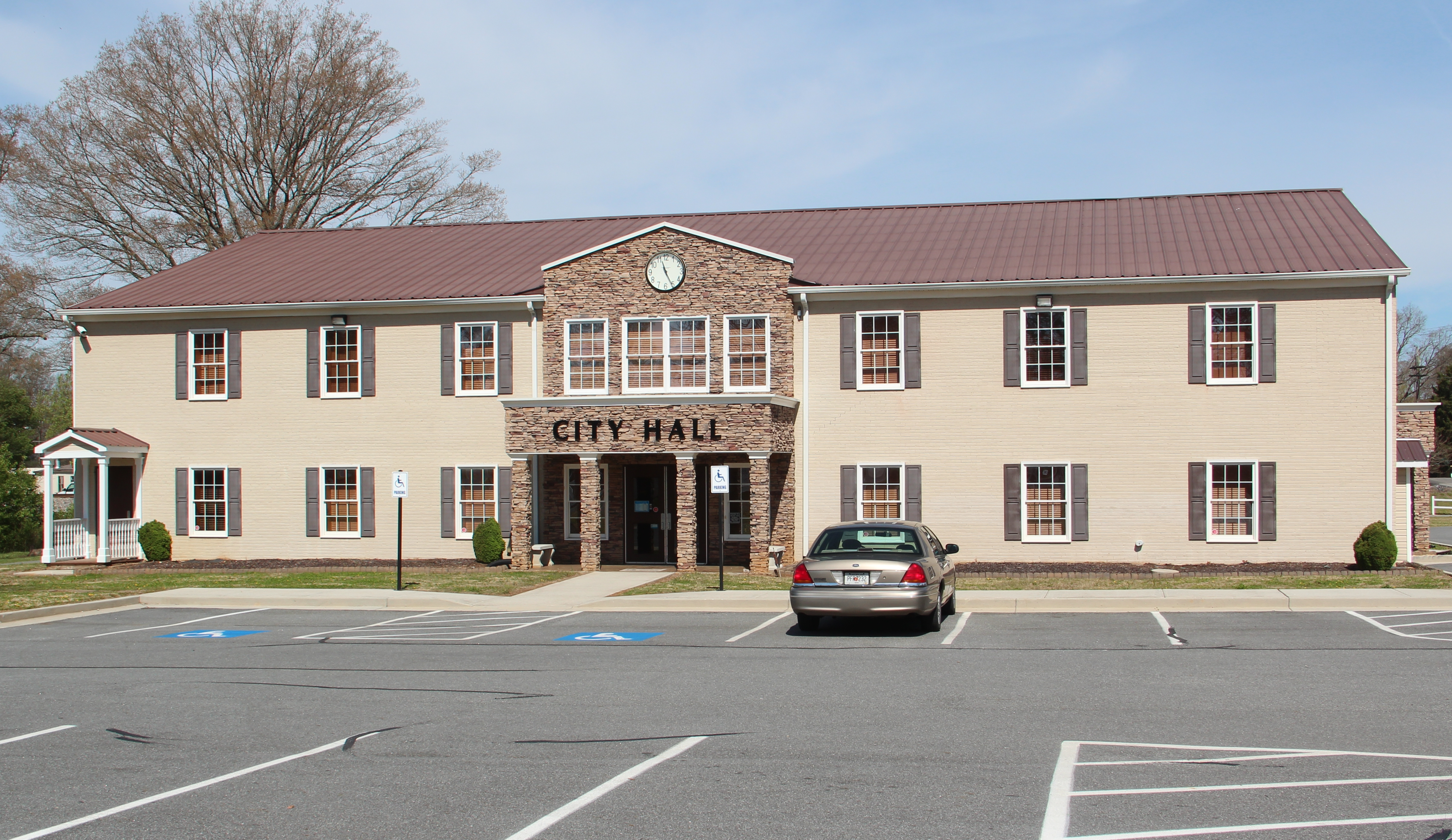 City Hall Cassville Mo