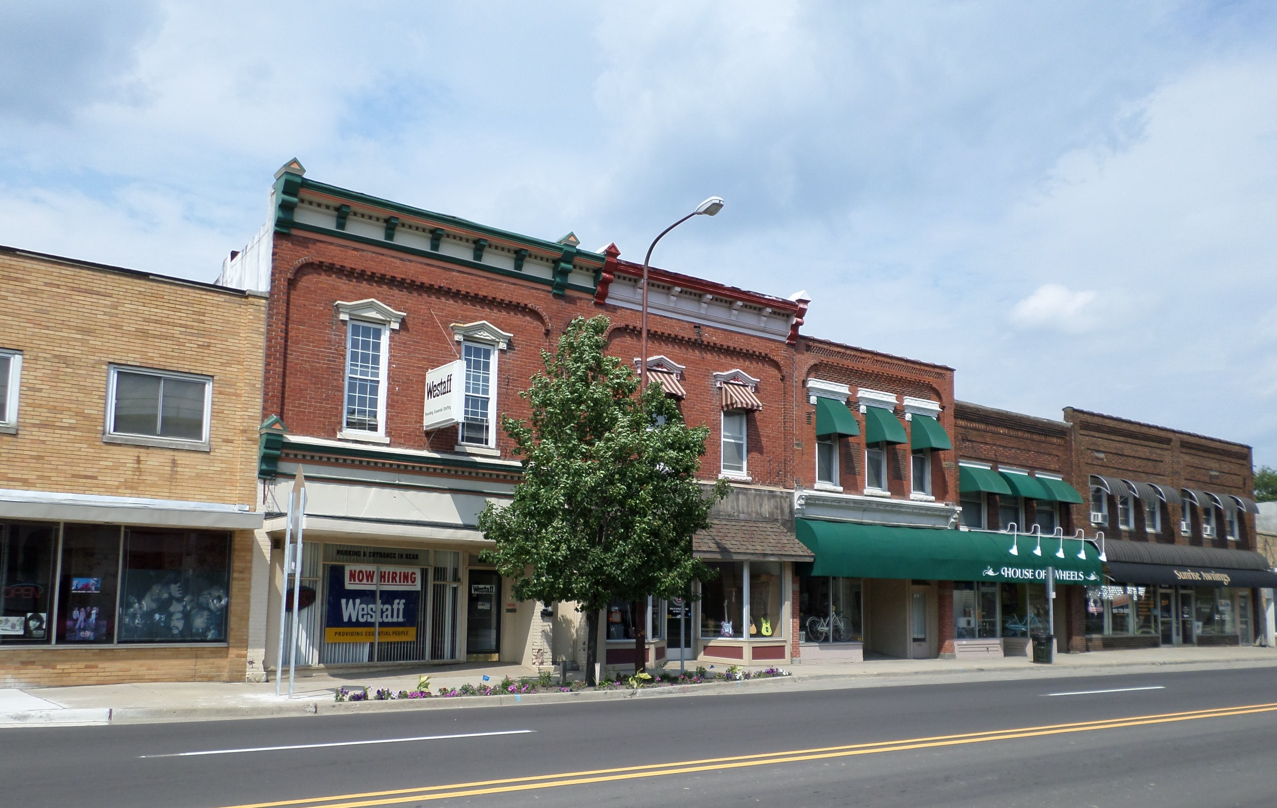 Nelson House Funeral Home Owosso