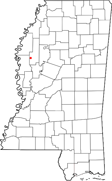 Image Result For Indianola Ms Map