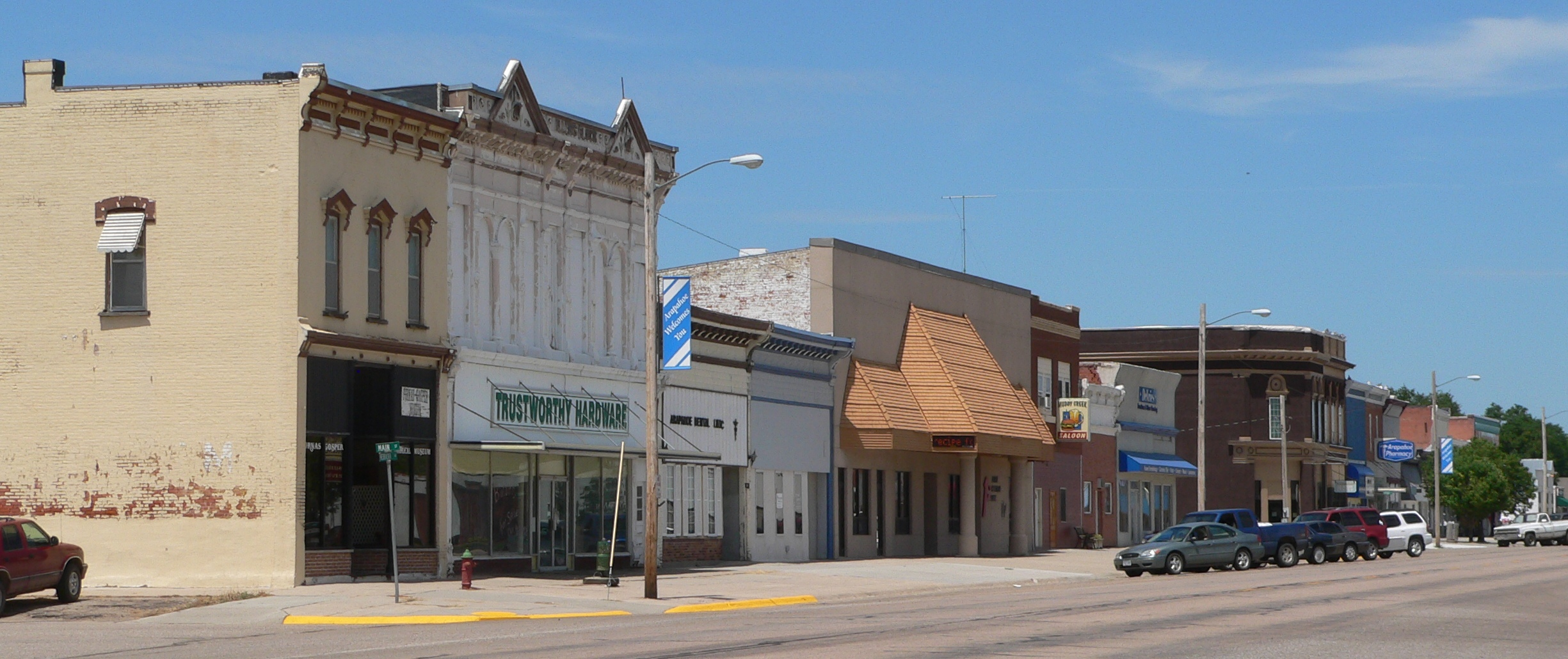 Arapahoe Funeral Homes Funeral Services Flowers In Nebraska