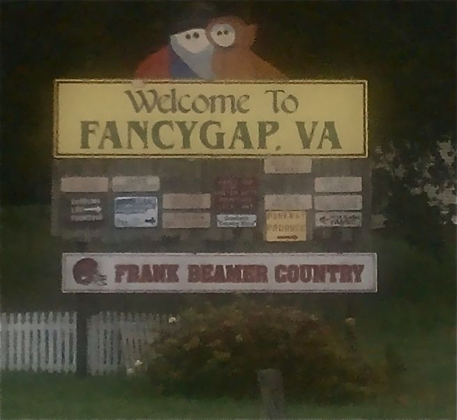 fancy gap Welcome to fancy gap, where heaven is a little closer google map looking for a relaxing getaway a place with outdoor activities, cool summer weather, mountain music and culture, unique shopping and friendly people.