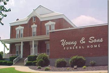 Young & Sons Funeral Home Incorporated Perryville, Missouri