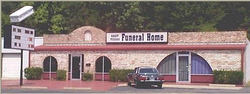 East Texas Funeral Home Longview Texas