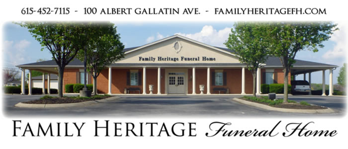 family heritage funeral home gallatin tennessee