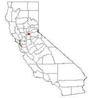 Location in Roseville