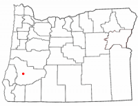 Location in Or