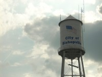 Bishopville Water Tower