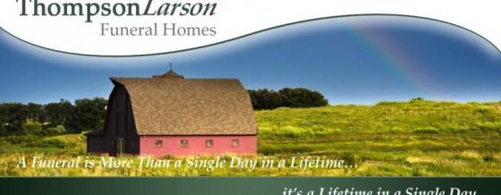 thompson larson funeral home