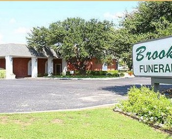 Exterior shot of Brookehill Funeral Home