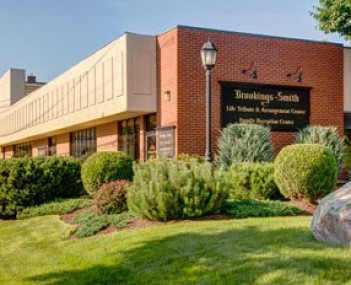 Exterior shot of Brookings-Smith