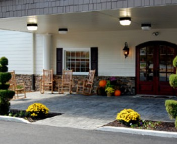 Exterior shot of Appalachian Funeral Services
