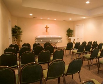 Interior shot of Legacy Funeral & Cremation Care