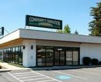 Exterior shot of Community Cremation Service Spokane Valley