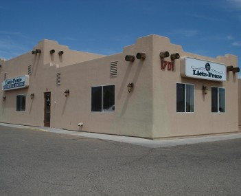 Kingman, Arizona location for Lietz-Fraze Funeral Home and Crematory