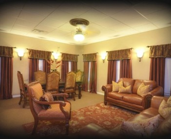 Cavazos Funeral Home, Inc. Family Arrangement Room