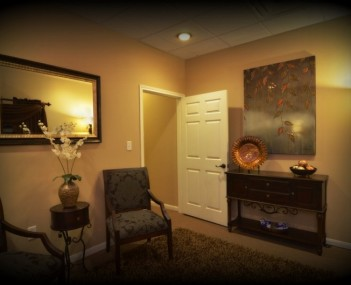 Cavazos Funeral Home, Inc. Clergy Room