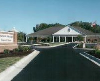 Exterior shot of Hartselle Heritage Funeral Home