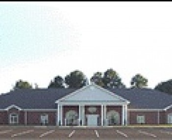 Exterior shot of Morrison Funeral Homes