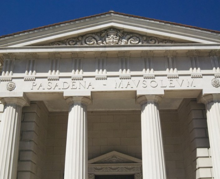 pasadena mausoleum