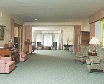 Interior shot of Adams Winterfield & Sullivan Funeral Home