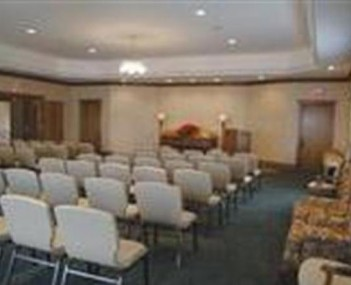 Interior shot of Weber Hurd Funeral Home