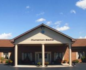 Exterior shot of Mc Hatton-Sadler Funeral Home