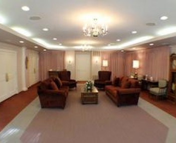 Interior shot of Rumsey-Yost Funeral Home & Crematory