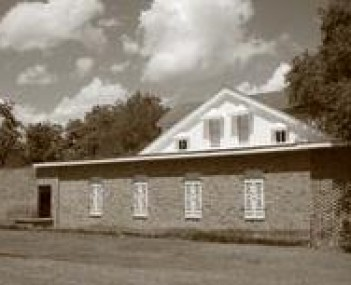 Exterior shot of Charlet Funeral Home Incorporated