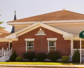 Exterior shot of Bennie Smith Funeral Home