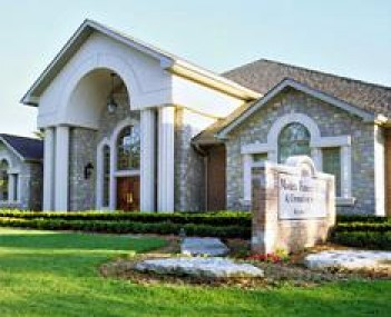 Exterior shot of Modetz Funeral Home & Cremation Services