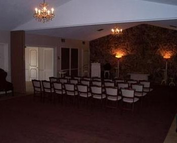 Interior shot of Thurston Lindberg Funeral Home