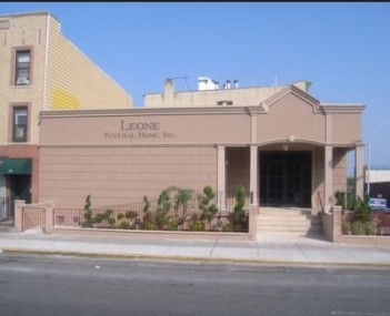 Exterior shot ofLeone Funeral Home Incorporated