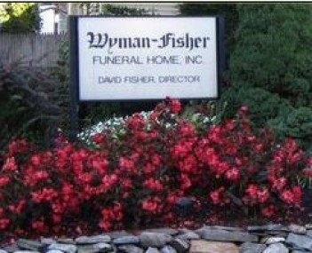 Exterior shot of Wyman-Fisher Funeral Home Incorporated
