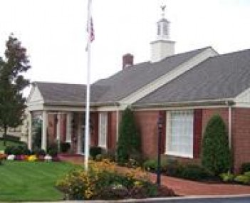 Exterior shot of Donohue Funeral Home Incorporated
