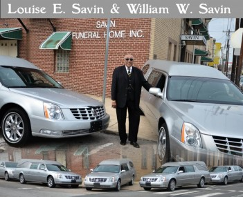 Louise E & William W. Savin Funeral Home
