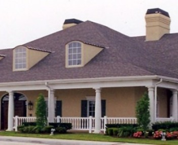 Exterior shot of Navarre Funeral Home Incorporated